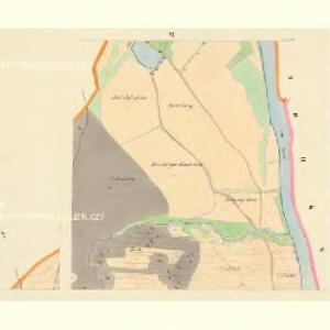Bohonitz - c0319-1-006 - Kaiserpflichtexemplar der Landkarten des stabilen Katasters