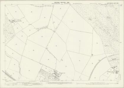 Hertfordshire XXXIII.1 (includes: Berkhampstead Urban; Nettleden with Potten End; Northchurch) - 25 Inch Map