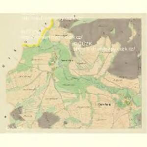 Pürchen - c0570-1-001 - Kaiserpflichtexemplar der Landkarten des stabilen Katasters