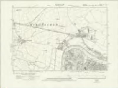 Durham LI.NW - OS Six-Inch Map