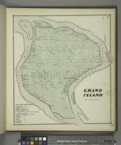 Grand Island [Township]; Grand Island Business Directory.
