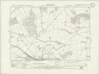 Northamptonshire XVI.SE - OS Six-Inch Map