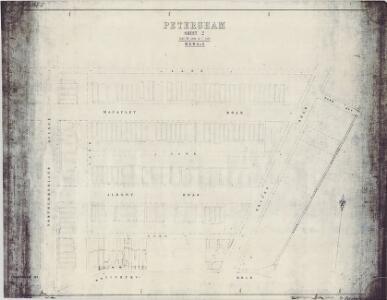 Petersham ~ Petersham, Sheet 2, 1908