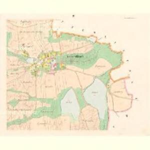 Neuzedlisch - c5287-1-004 - Kaiserpflichtexemplar der Landkarten des stabilen Katasters