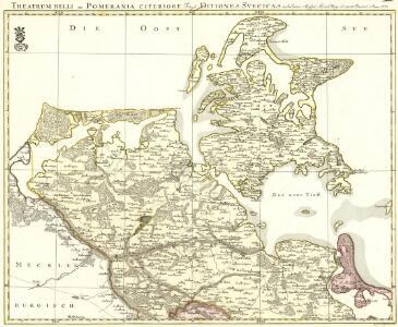 Theatrum belli in Pomerania citeriore