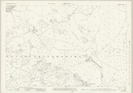 Anglesey II.9 (includes: Llanfair Yng Nghornwy) - 25 Inch Map