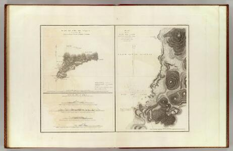 l'Ile de Paque, Baie de Cook.