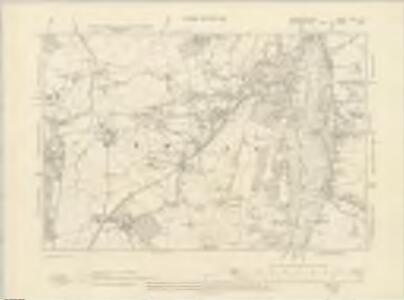 Worcestershire XLVI.NE - OS Six-Inch Map