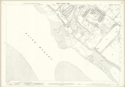 Lancashire CXIII.16 (includes: Liverpool) - 25 Inch Map