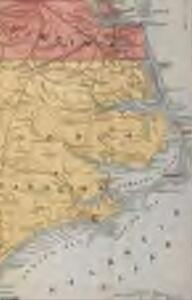 Lloyd's Military Campaign Charts: North Carolina Coast