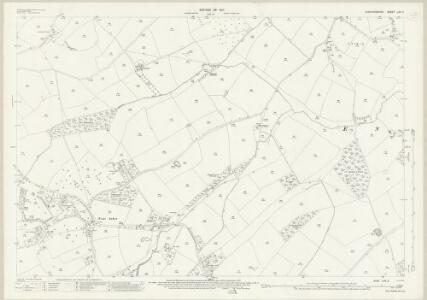 Staffordshire LXX.2 (includes: Bobbington; Enville) - 25 Inch Map