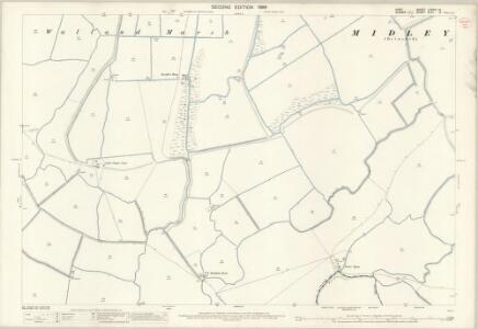 Kent LXXXIII.12 (includes: Broomhill; Ivychurch; Old Romney) - 25 Inch Map
