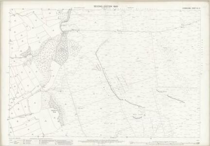 Cumberland XLI.13 (includes: Glassonby) - 25 Inch Map