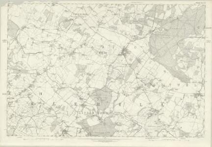 Kent LIV - OS Six-Inch Map