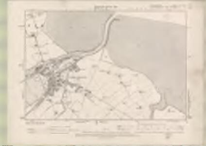 Stirlingshire Sheet XXV.SW - OS 6 Inch map