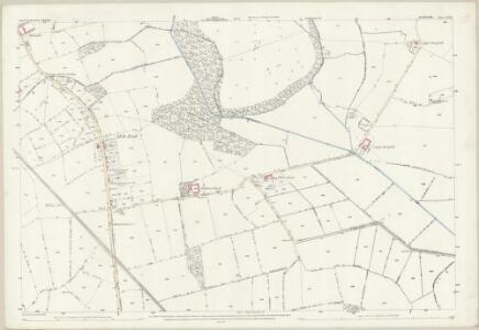 Shropshire XII.16 (includes: Whittington) - 25 Inch Map