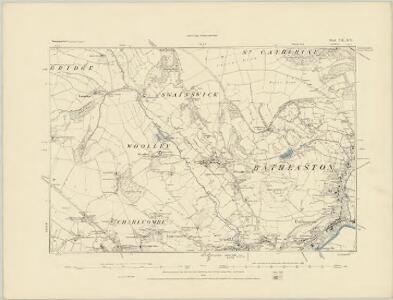 Somerset VII.NE - OS Six-Inch Map