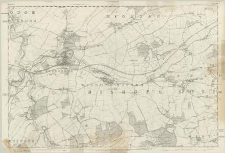 Hampshire & Isle of Wight XLII - OS Six-Inch Map