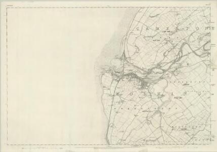Cumberland LIII - OS Six-Inch Map