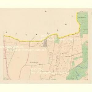 Przestitz (Przestic) - c6218-1-003 - Kaiserpflichtexemplar der Landkarten des stabilen Katasters