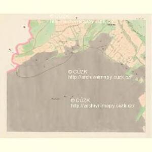Nezditz (Nezdice) - c5104-1-003 - Kaiserpflichtexemplar der Landkarten des stabilen Katasters