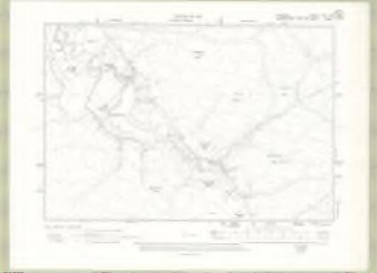 Ayrshire Sheet XXV.NE - OS 6 Inch map