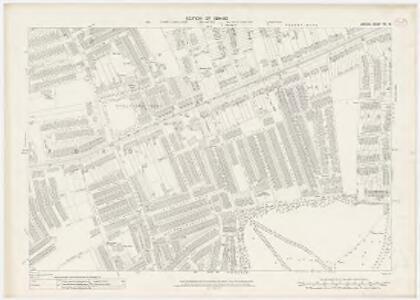London VIII.13 - OS London Town Plan