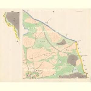 Subschitz - c9296-1-002 - Kaiserpflichtexemplar der Landkarten des stabilen Katasters