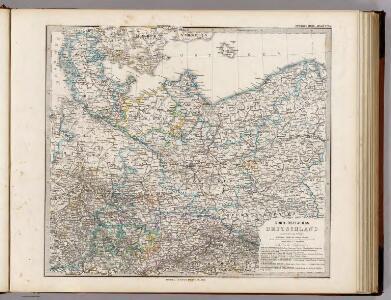 Nord-Ostliches Deutschland bearbeitet von C. Vogel.