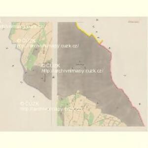 Worlitschka (Worliczka) - c5512-1-003 - Kaiserpflichtexemplar der Landkarten des stabilen Katasters