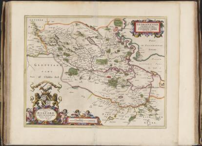 Sterlinensis praefectura, [vulgo], Sterlin-Shyr / Auct. Timoth. Pont.