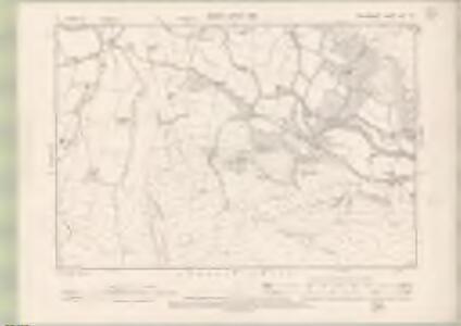 Stirlingshire Sheet XXI.NE - OS 6 Inch map