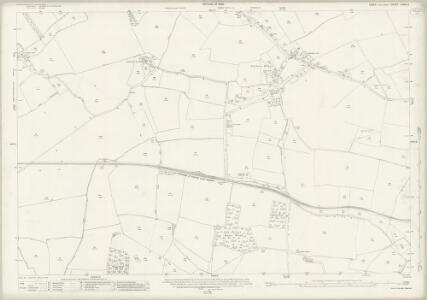 Essex (New Series 1913-) n XXIV.2 (includes: Broxted; Thaxted) - 25 Inch Map