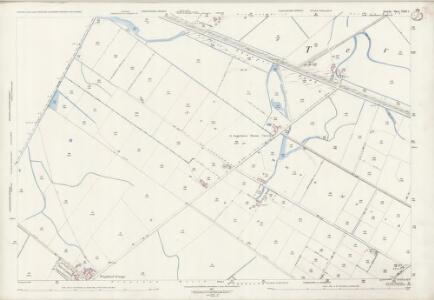 Norfolk XXXII.2 (includes: Central Wingland; Terrington St Clement) - 25 Inch Map