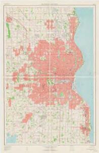 Milwaukee and vicinity, Wisconsin, 1959