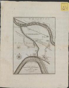 Nieuwelijx gegraavene doorvaart bij Panderen getrokken van de Waal in den Rijn; zijnde in de over Betuwe in Gelderland