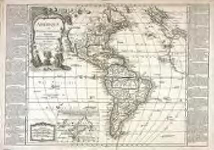 Amérique ou Nouveau Continent