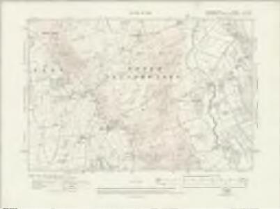 Westmorland XLI.SE - OS Six-Inch Map