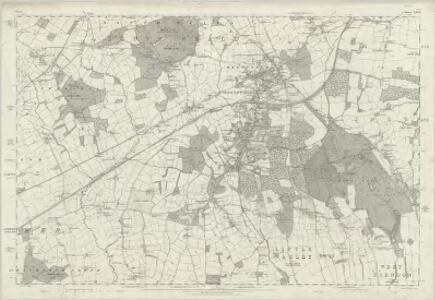 Essex LXVI - OS Six-Inch Map