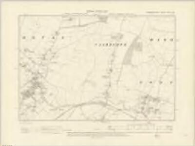 Cambridgeshire XLVI.NW - OS Six-Inch Map