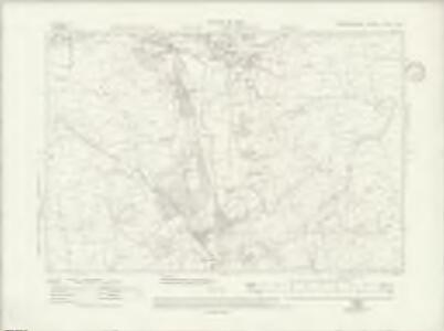 Westmorland XXVII.SW - OS Six-Inch Map