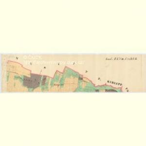 Fratting - m3476-1-014 - Kaiserpflichtexemplar der Landkarten des stabilen Katasters