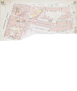 Insurance Plan of Bristol Vol II: sheet 57-1