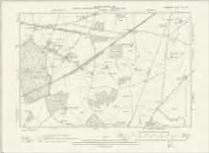 Hampshire & Isle of Wight XVIII.SW - OS Six-Inch Map