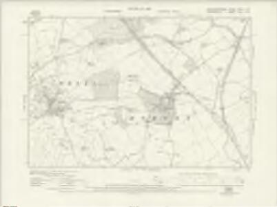 Buckinghamshire XXVII.SW - OS Six-Inch Map