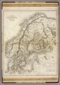 Sweden, Denmark, Norway.