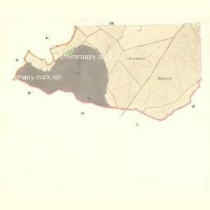 Prerau (Přerow) - m2453-1-005 - Kaiserpflichtexemplar der Landkarten des stabilen Katasters