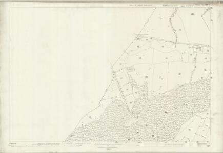Wiltshire XLIV.10 (includes: Berkley; Chapmanslade; Dilton Marsh) - 25 Inch Map