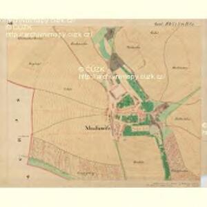 Moskowitz - m1678-1-007 - Kaiserpflichtexemplar der Landkarten des stabilen Katasters