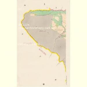Neuenbrand - c5323-2-001 - Kaiserpflichtexemplar der Landkarten des stabilen Katasters